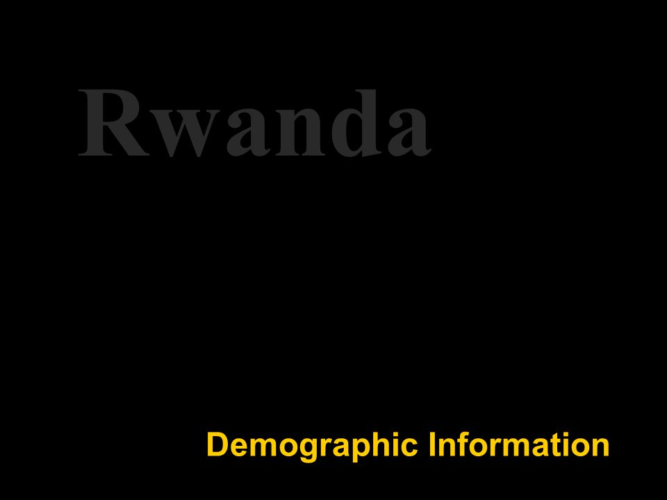 SURF cannot change what happened in Rwanda in 1994.