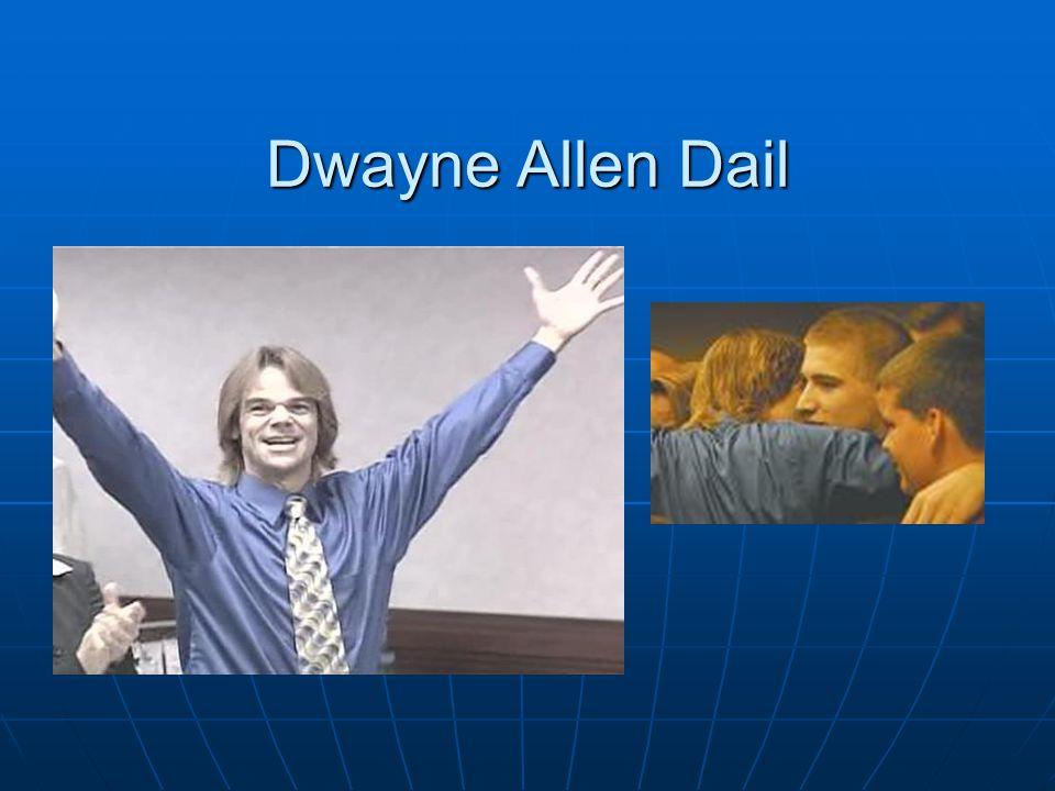 Dwayne Allen Dail