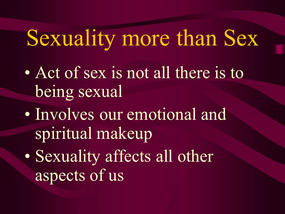 Survey Says….Do you believe the media impacts your views on sexuality.