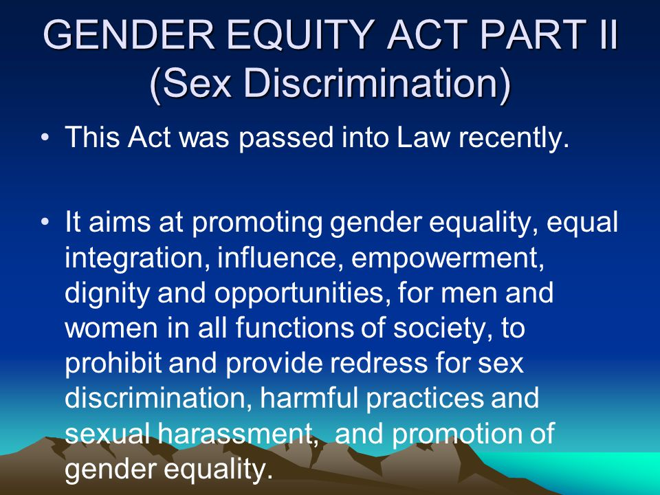 Responsibilities of Service Providers Sec.