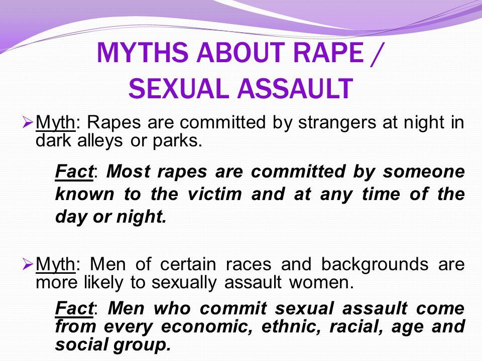 REFERENCES RAINN: Rape, Abuse and Incest National Network.