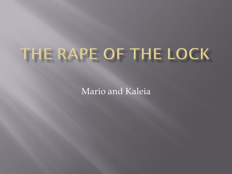 Mario and Kaleia
