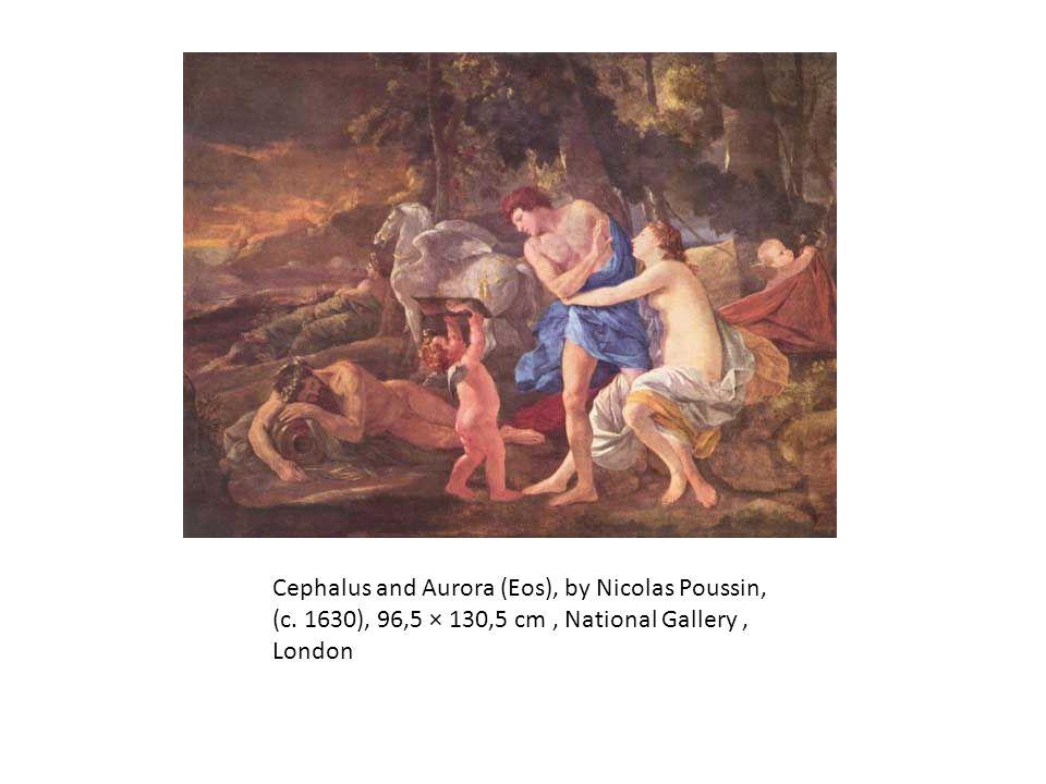 Bernardino Luini Procris Pierced by Cephalus Javelin, c.