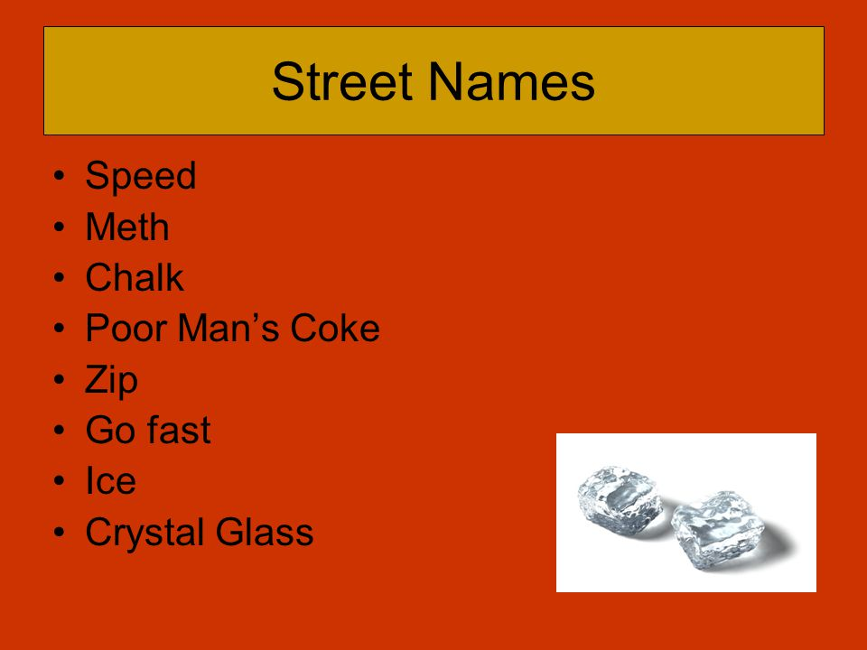 How is Methamphetamine Used.It can be taken orally, snorted, injected, or smoked.