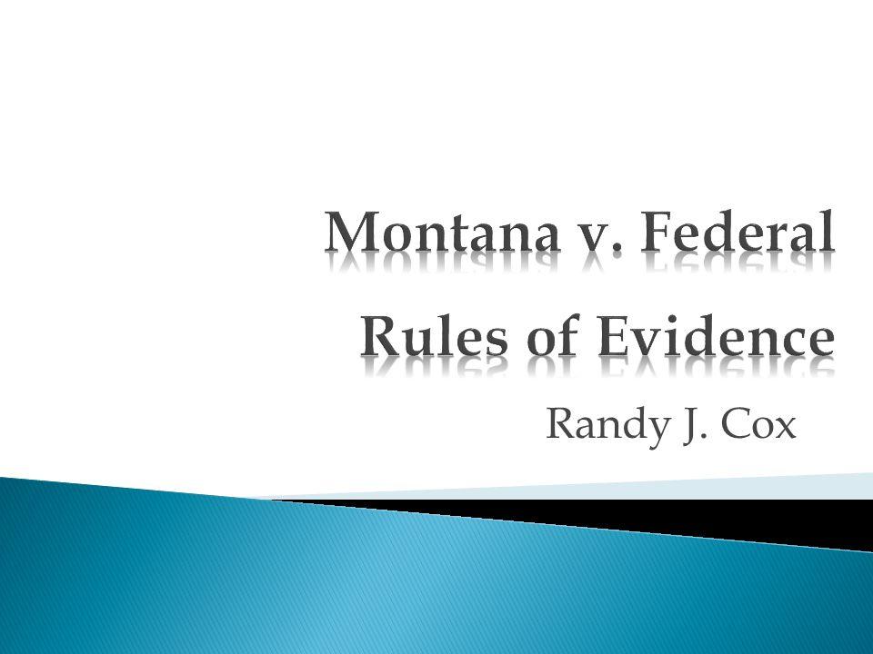 Randy J. Cox