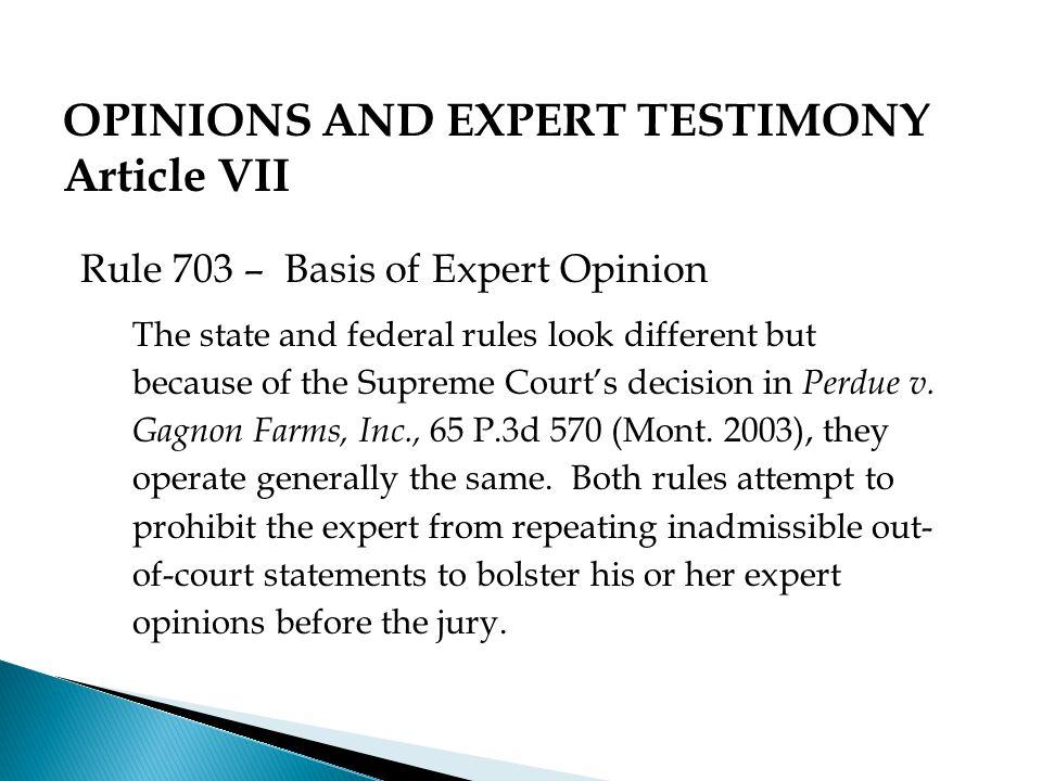  M.R.E.801(d)(1)(A): prior inconsistent statement non-hearsay by definition.