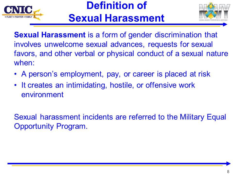 9 Sexual Assault vs.