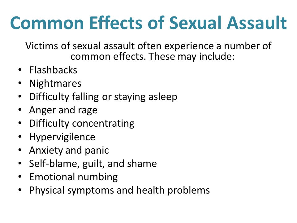 Statistics 1 in 4 girls (25%) are sexually abused by the age of 18.