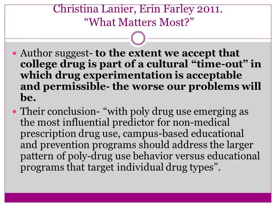 Christina Lanier, Erin Farley 2011.
