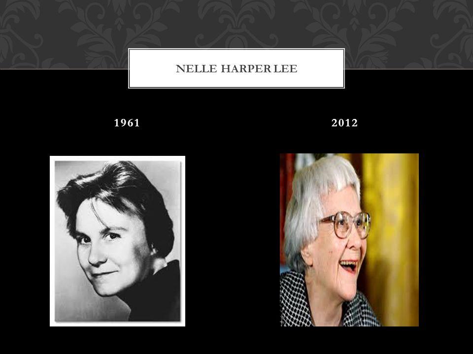 19612012 NELLE HARPER LEE