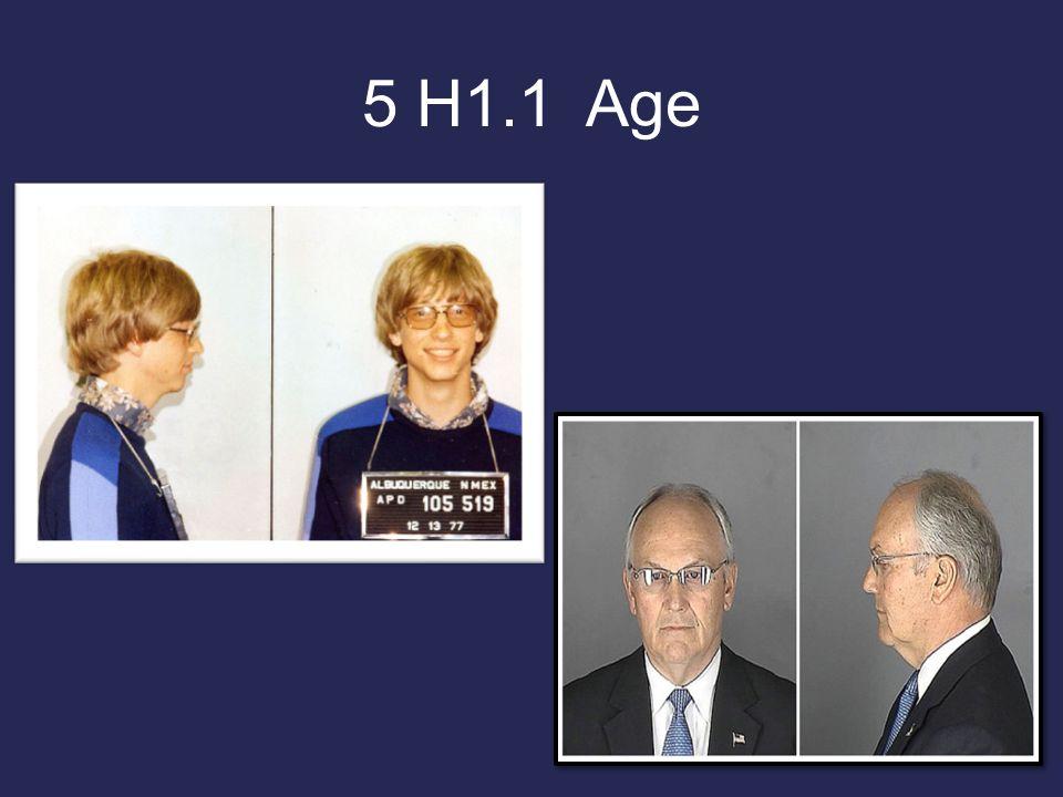 5 H1.1 Age