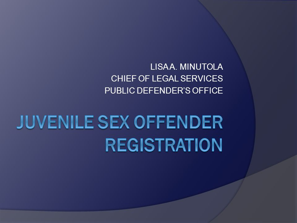 COURT'S AUTHORITY  Relieve juvenile from registration after a hearing  OR  Assign juvenile to a lower tier  IF  Court finds by a preponderance that the juvenile does not pose a threat to public safety
