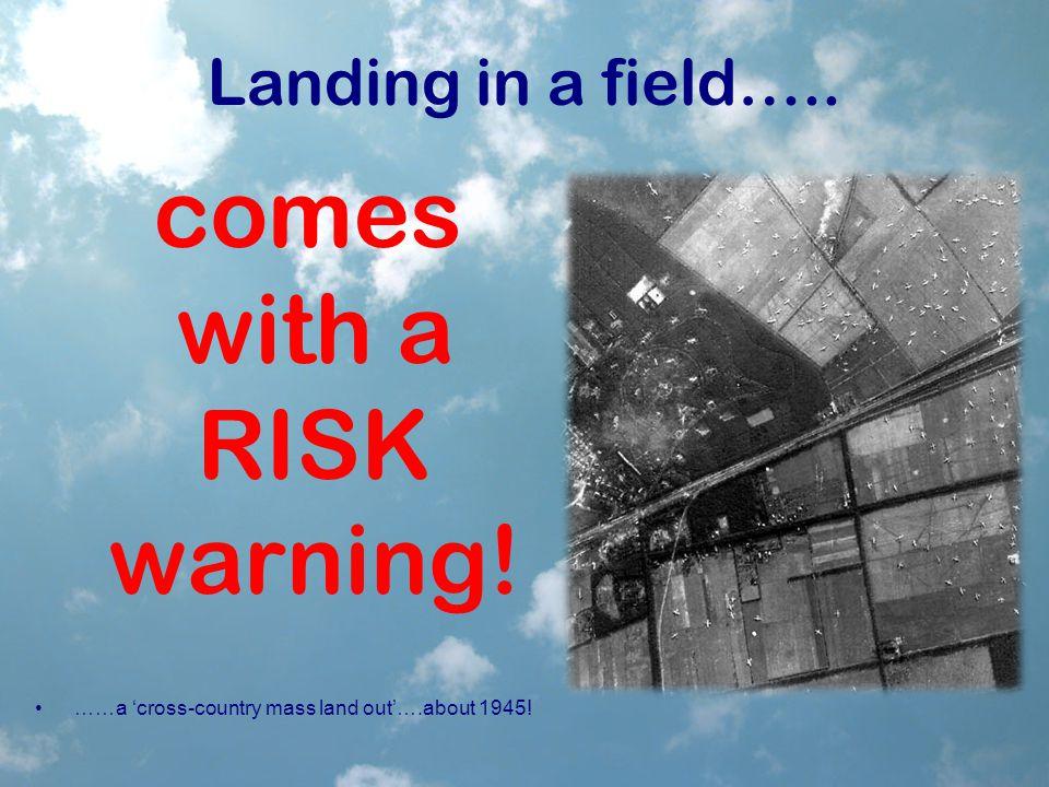 How do we reduce the risks.Practice . Practice . Practice.
