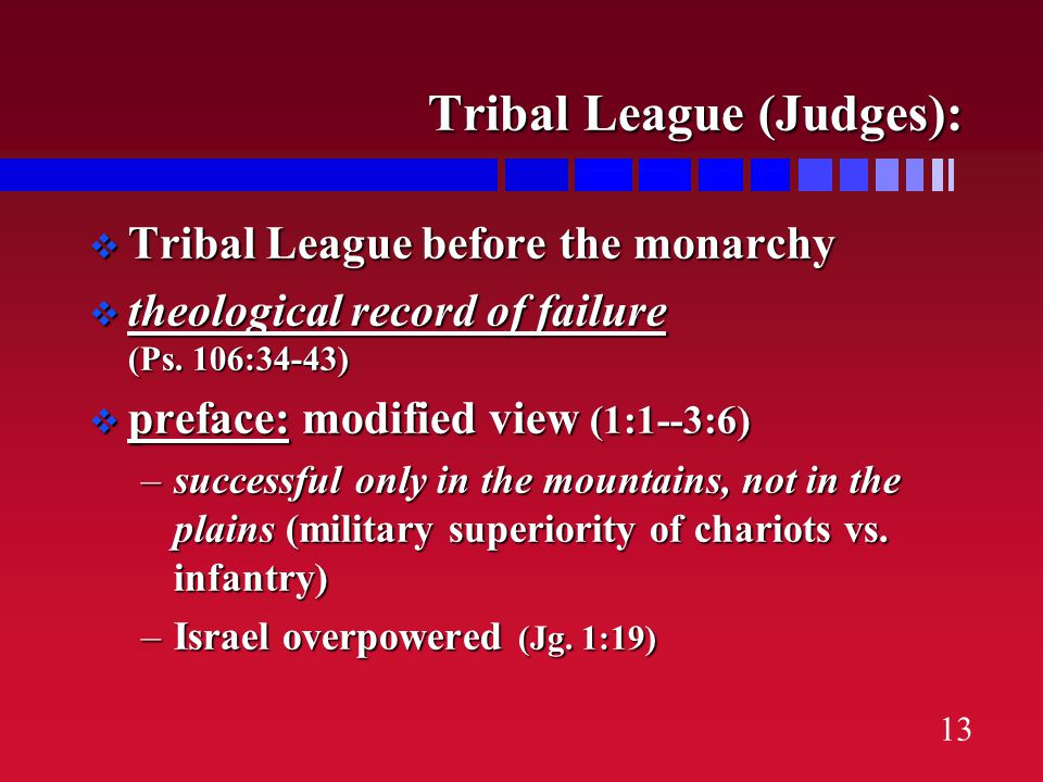 12 2nd Section: Territorial Allotments to the 12 Clans  2 1/2 clans already (Nu.