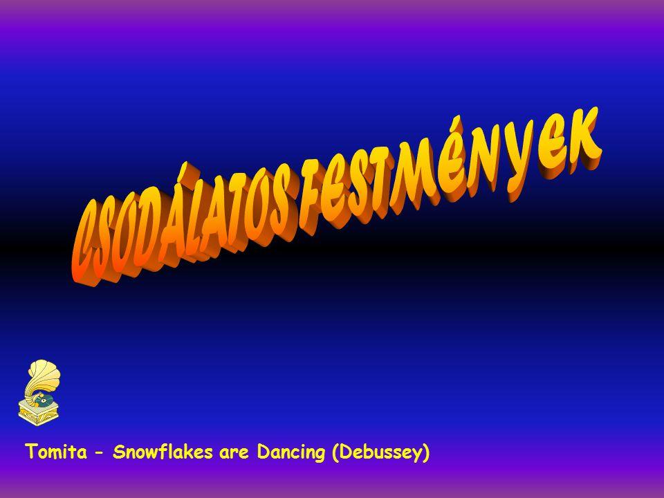 Tomita - Snowflakes are Dancing (Debussey)