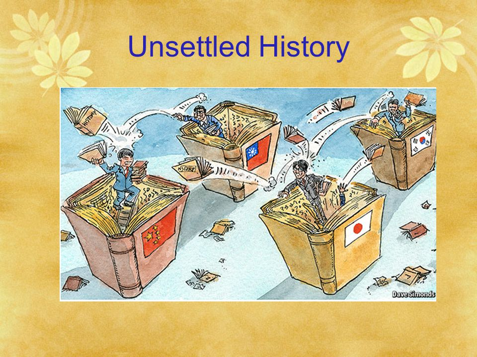 Unsettled History