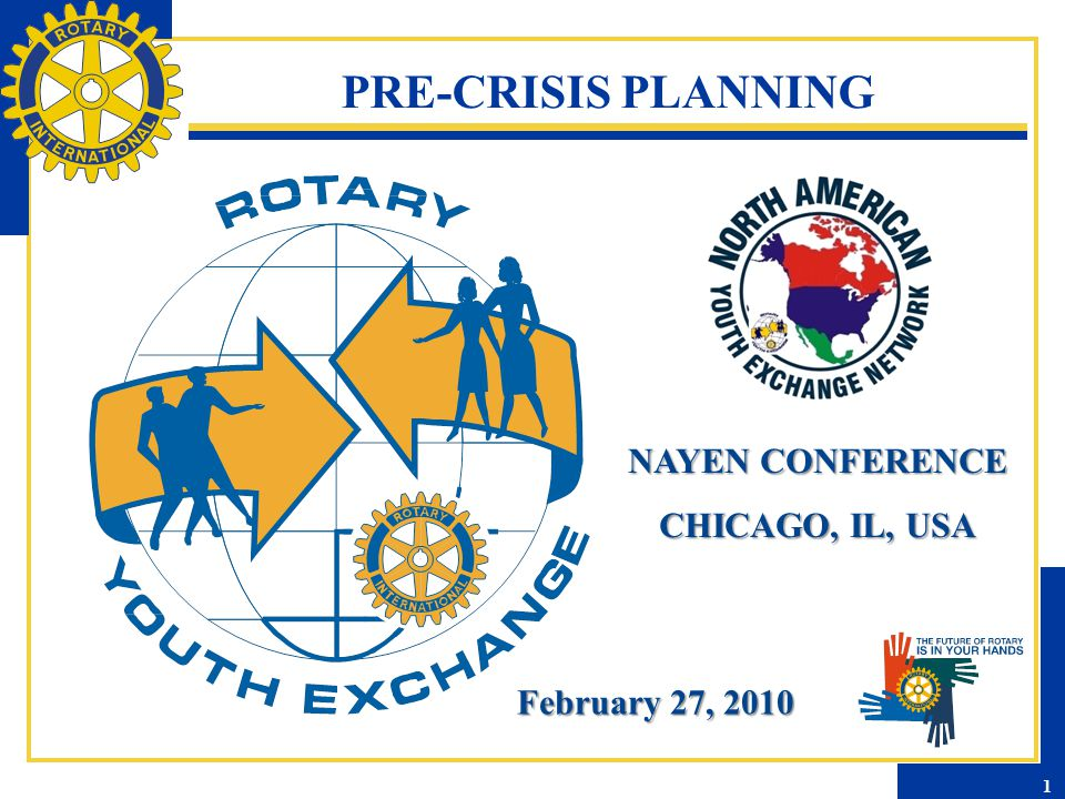 District Crisis Plan Template - Outbound Provide Talking Points to Crisis Management Team Provide Available Information to Media Serve as Sole Media Contact for Sponsor Club and District Media Representative Responsibilities 22