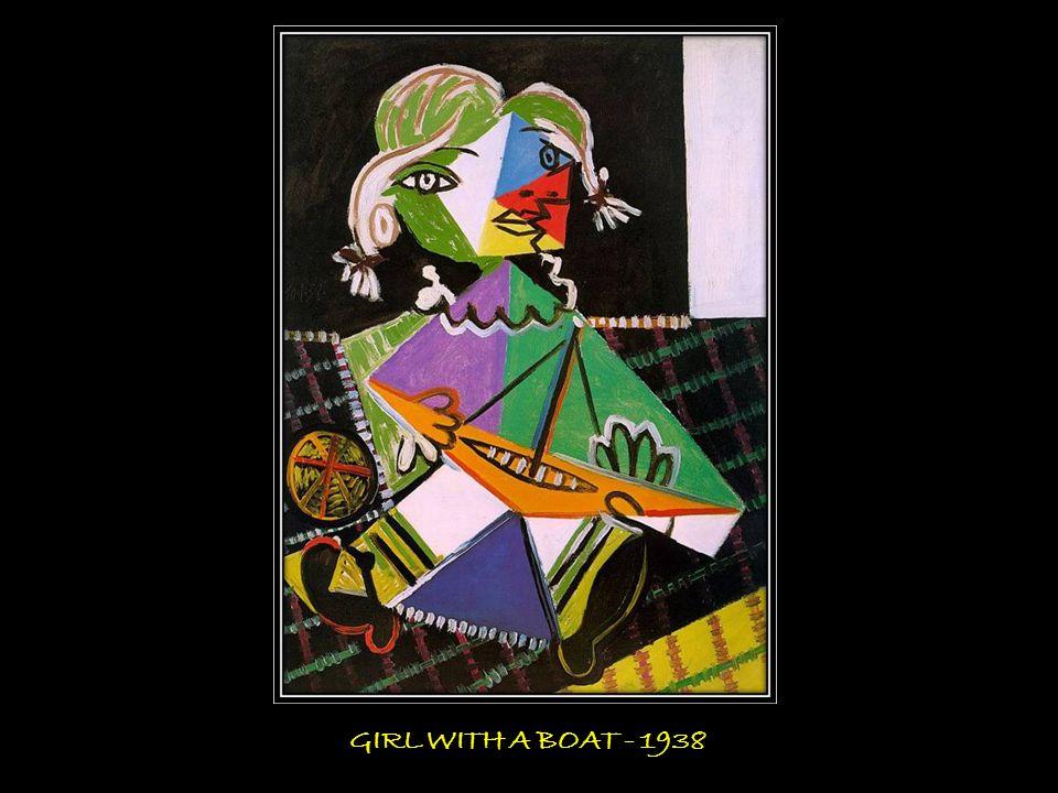 DORA MAAR - 1938