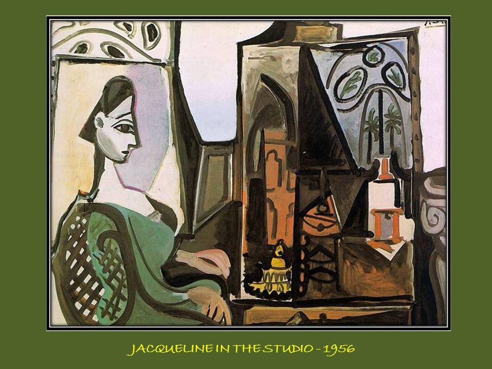 NAKED WOMAN LYING - 1955
