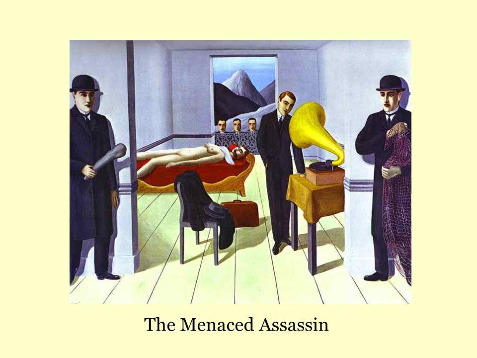 The Menaced Assassin