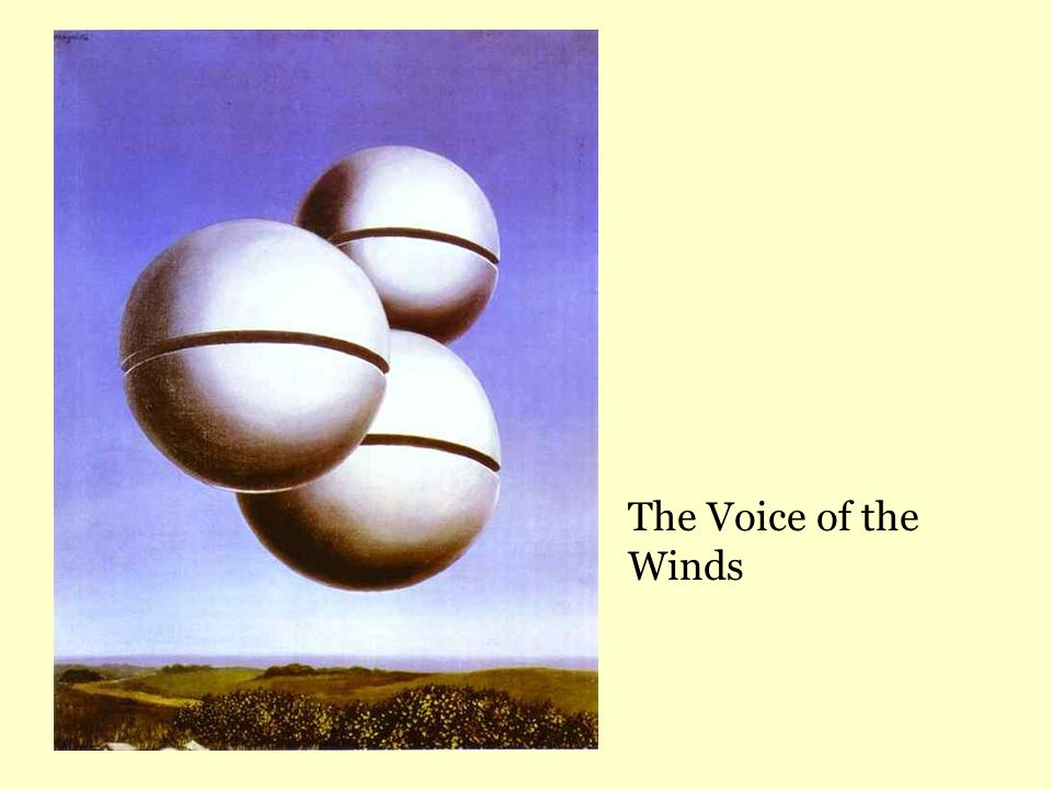 The Voice of the Winds