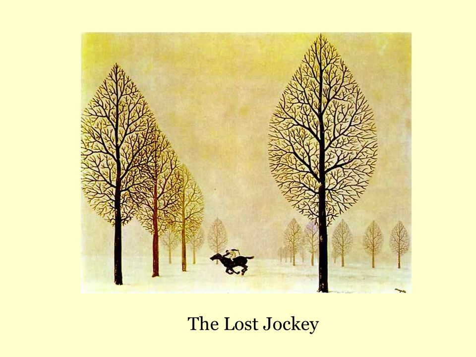 The Lost Jockey