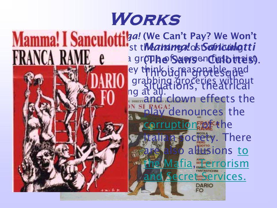 Works Mamma.I Sanculotti (The Sans - Culottes).