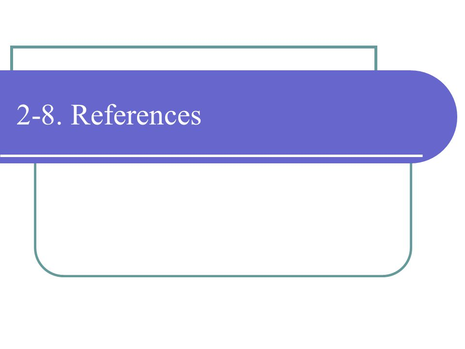 2-8. References