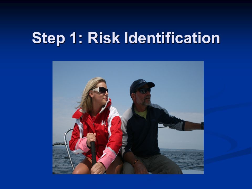 Step 1: Risk Identification