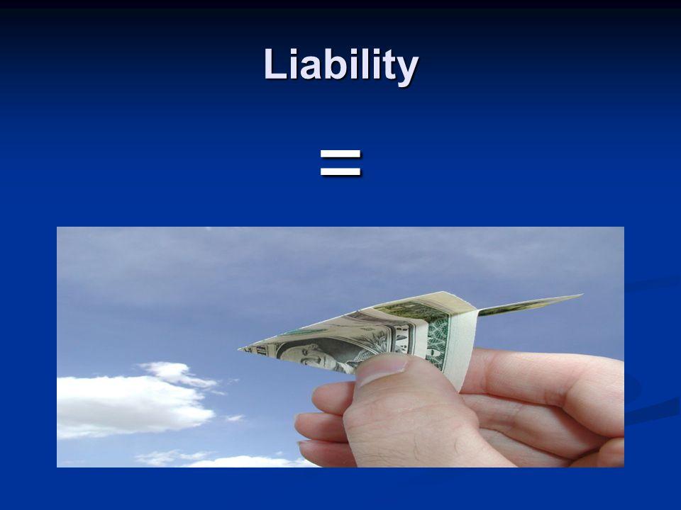Liability =