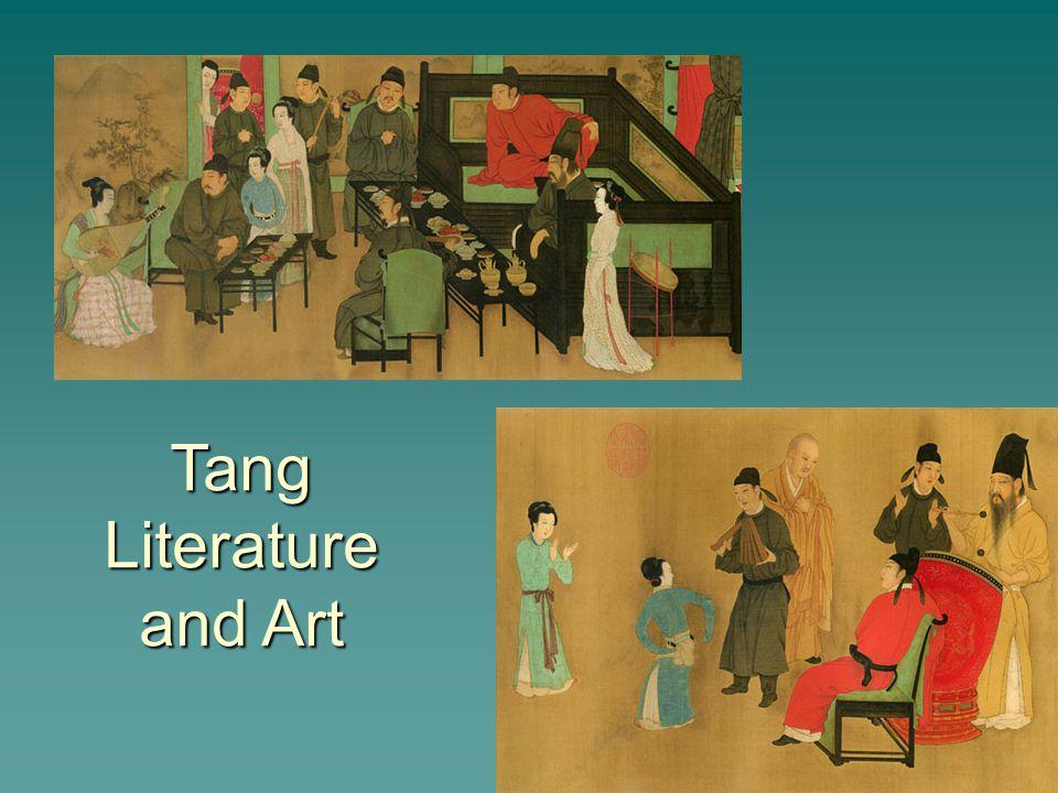 Tang Literature and Art