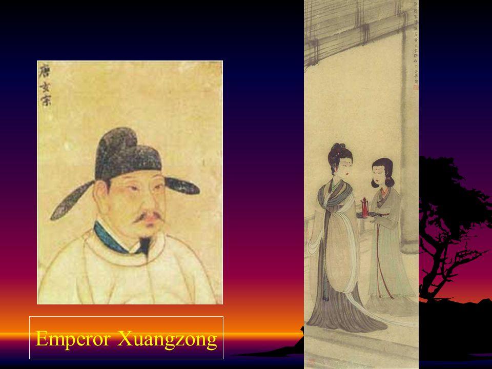 Emperor Xuangzong