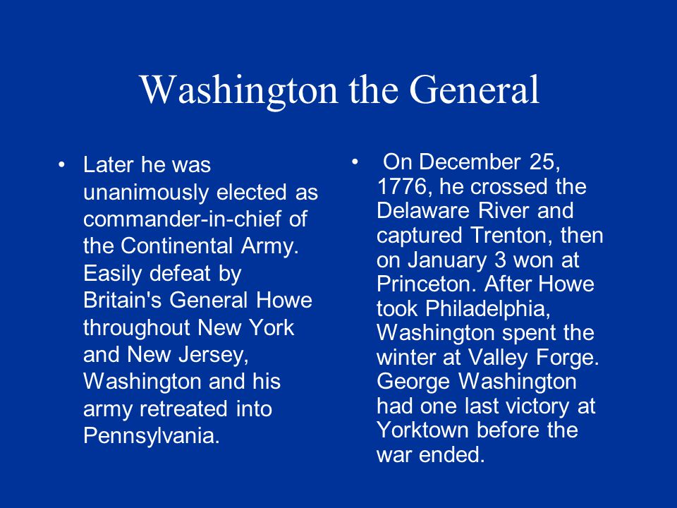 After the establishment of Congress, Washington was elected as the first President of the United States.