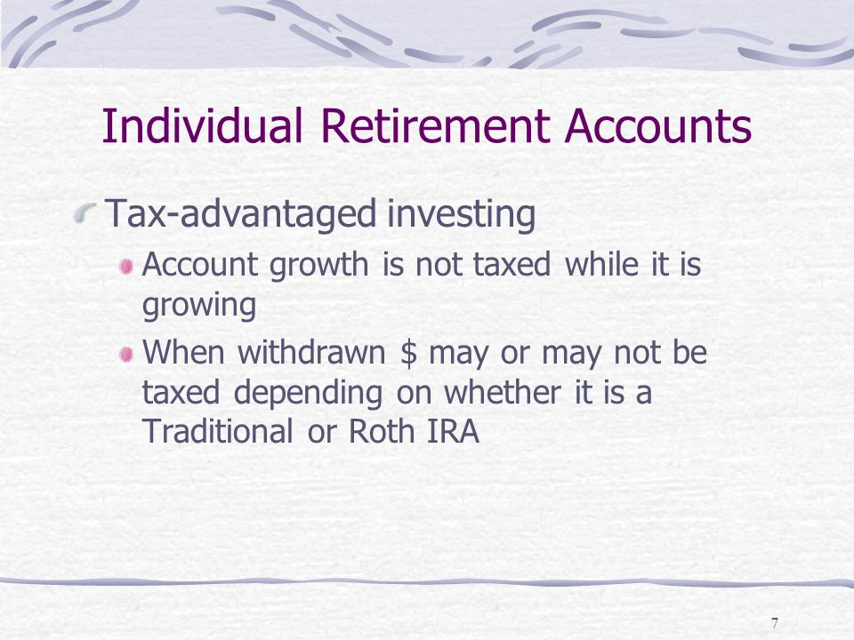 Mutual Fund Considerations No guaranteed rate of return Returns follow market ups & downs 18