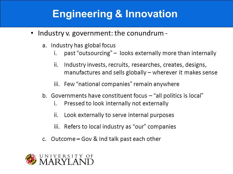 Industry v.