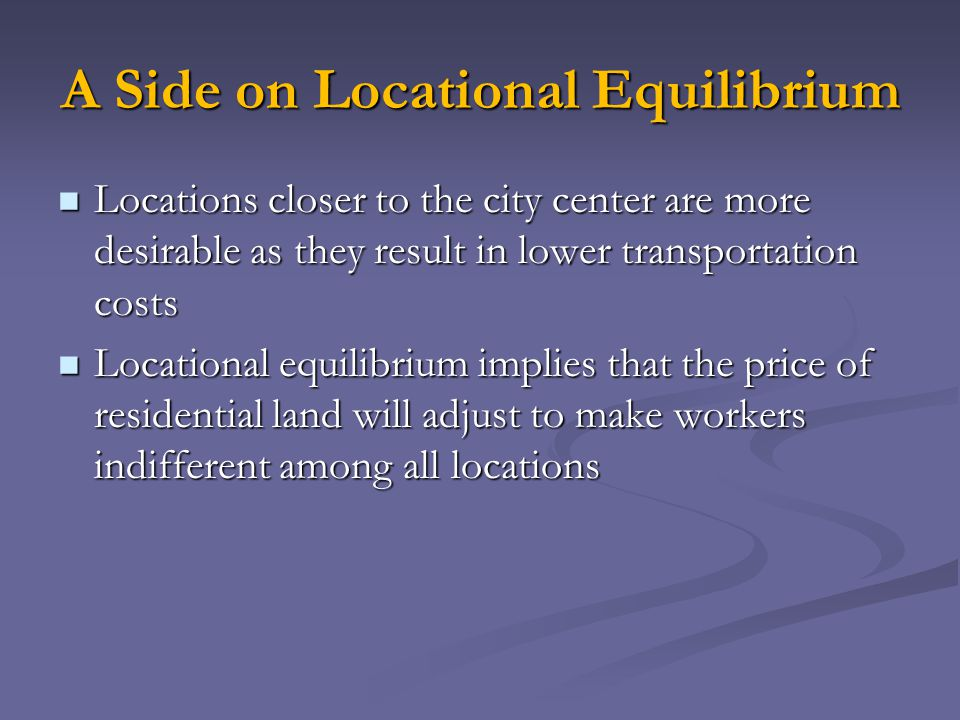 Extent of Agglomeration Economies The extent of localization economies differs across cities.