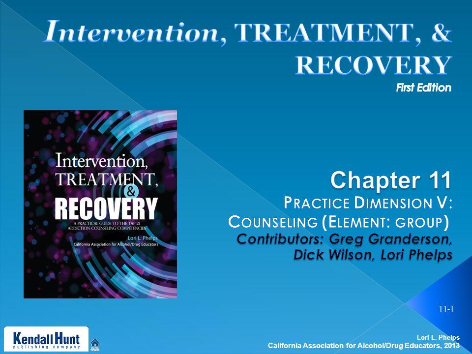 Lori L. Phelps California Association for Alcohol/Drug Educators, 2013 11-1