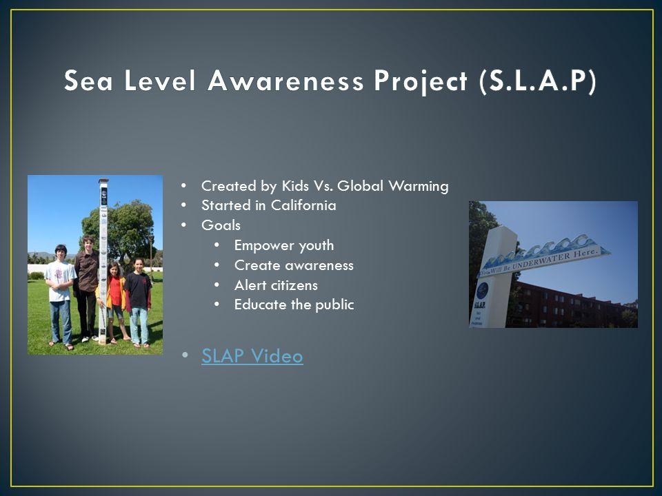 SLAP Video Created by Kids Vs.