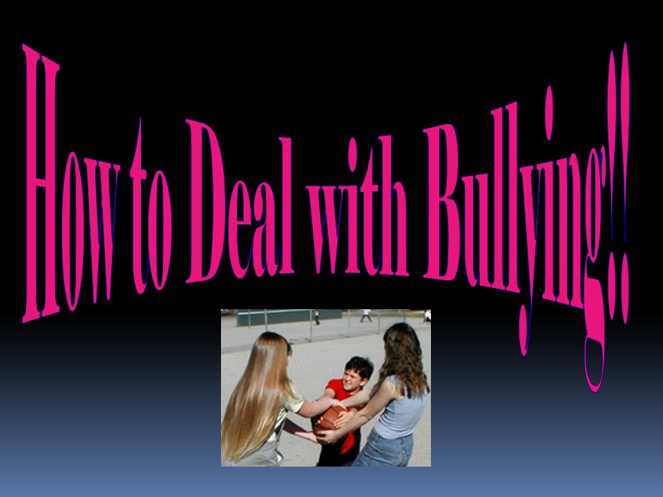  What can a teacher do for Emily?  What could a counselor do for Emily?  Who is the bully in this case?  How might this continued abuse affect Emi