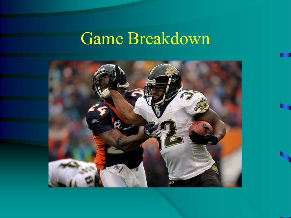 Game Breakdown