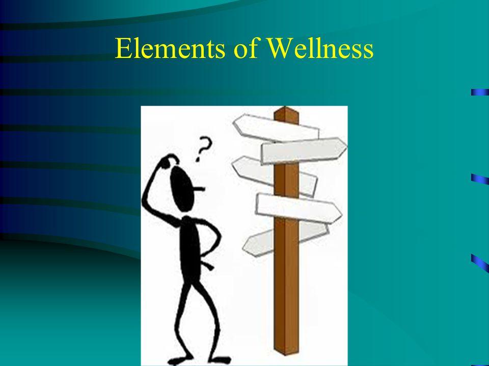 Elements of Wellness