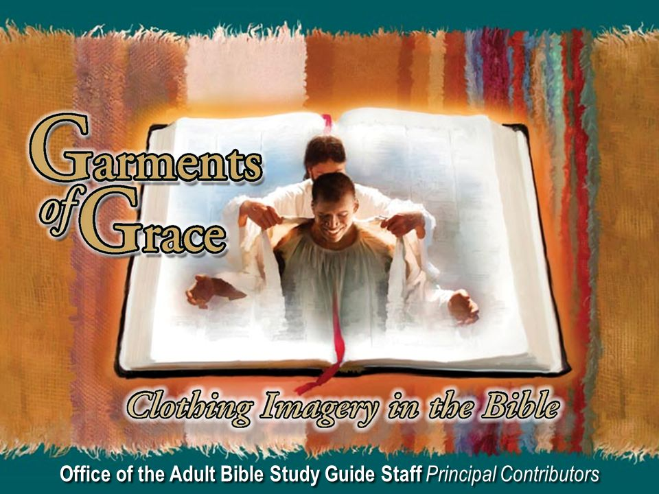 Office of the Adult Bible Study Guide Staff Principal Contributors