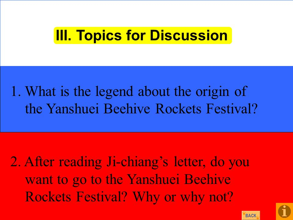 1. What is the legend about the origin of the Yanshuei Beehive Rockets Festival.