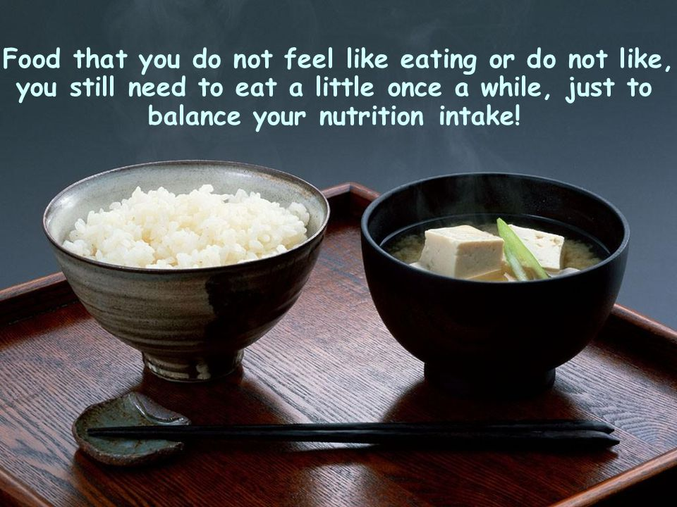 There are two kinds of food: 1.Things which are good for health – eat often, eat more but that is not everything.