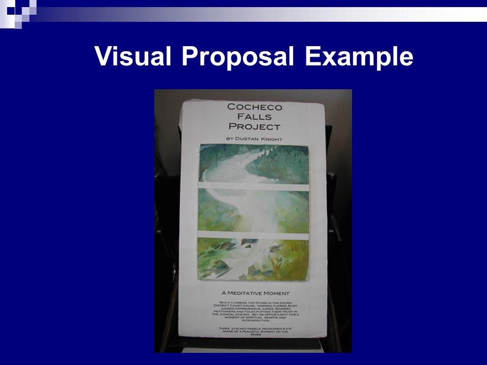 Visual Proposal Example