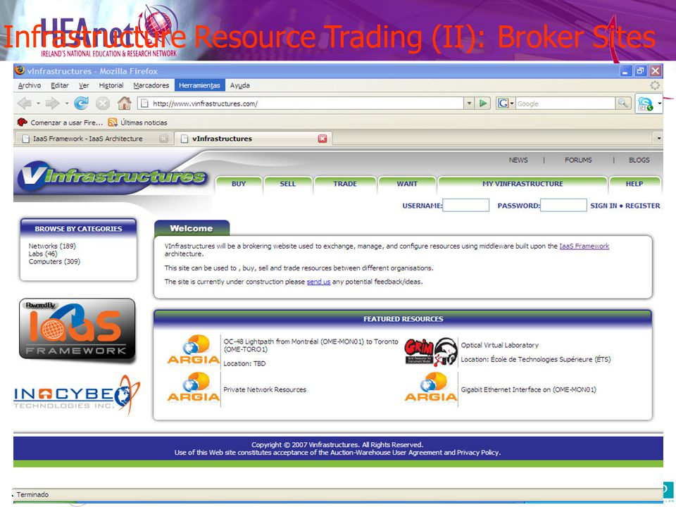 39 11 Infrastructure Resource Trading (II): Broker Sites