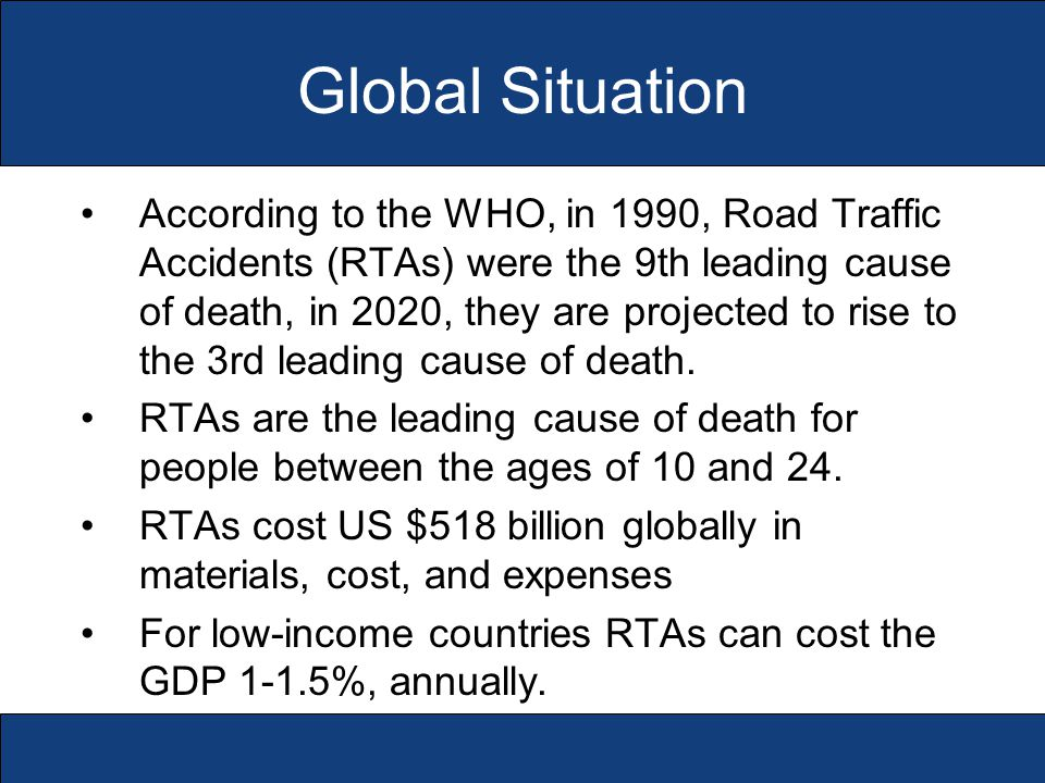Conclusions AIP Foundation has achieved major improvements in road safety by increasing helmet use.