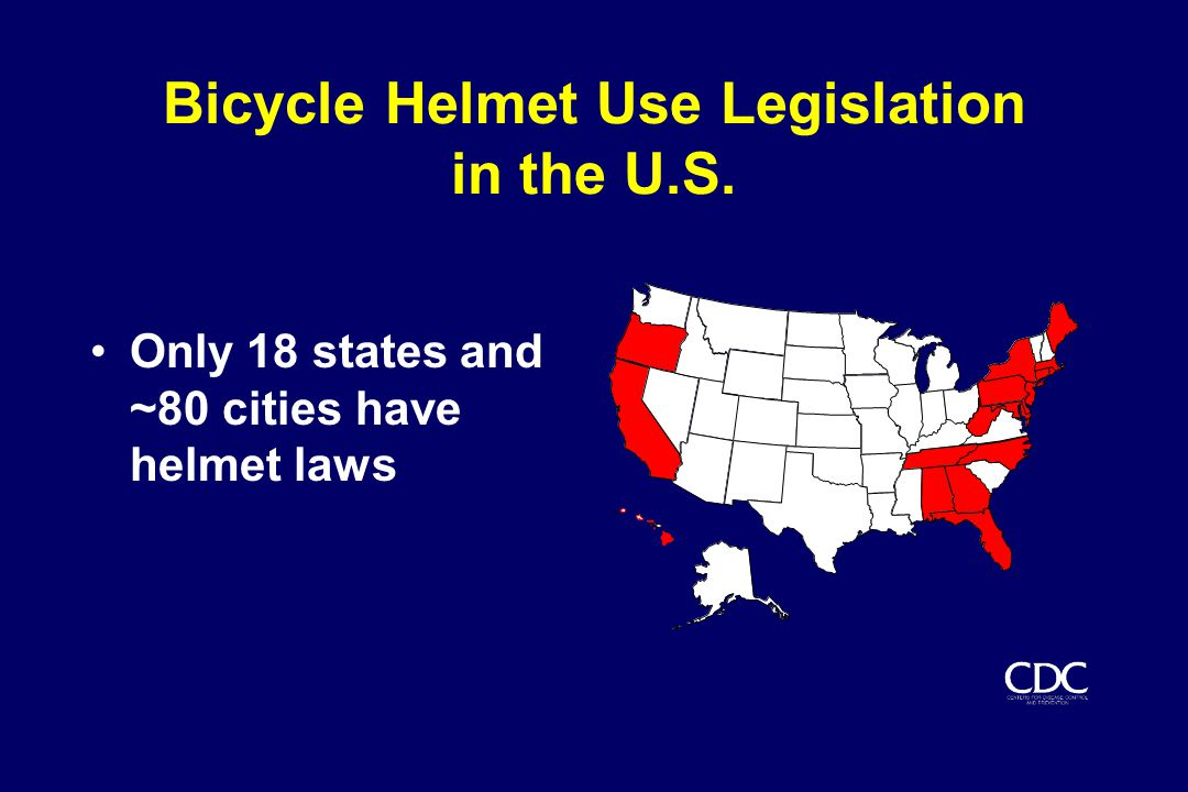 Summary: Helmet Use by Law Crude 2.4 (2.1, 2.8) Adjusted 2.3 (2.0, 2.6) (Gender, Race) Prevalence Ratio (95% CI)