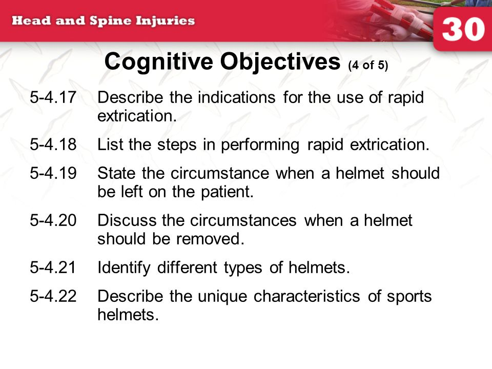 5-4.17Describe the indications for the use of rapid extrication.