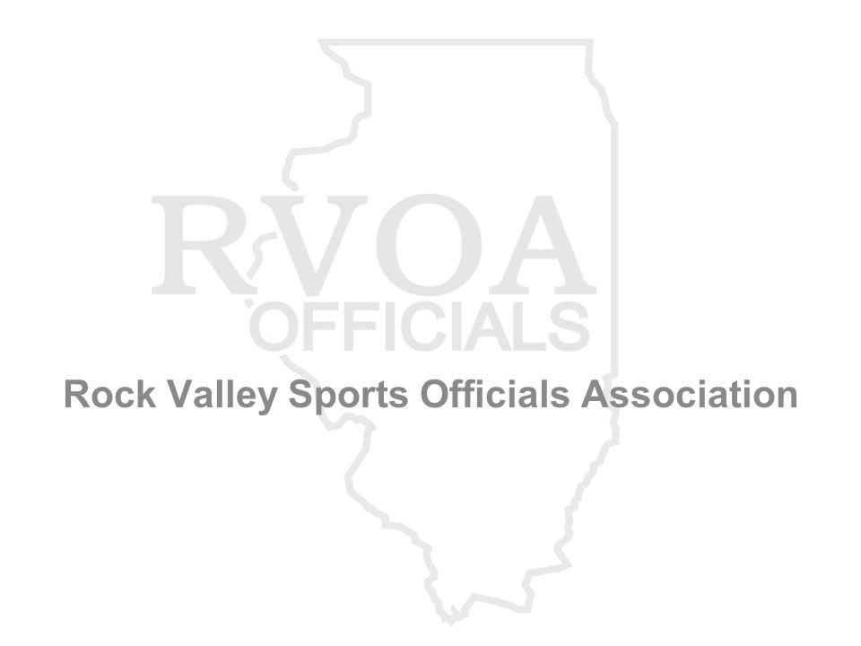 Rock Valley Sports Officials Association